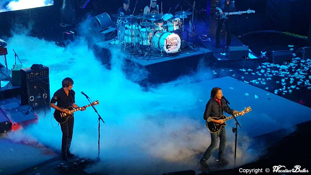 John Fogerty at The Encore Theater, Las Vegas