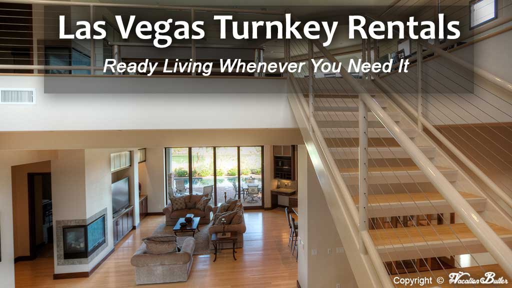 Las Vegas Turnkey Rental Homes