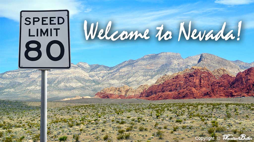Nevada speed limit is now 80 MPH.